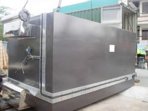 watertube steam boilers