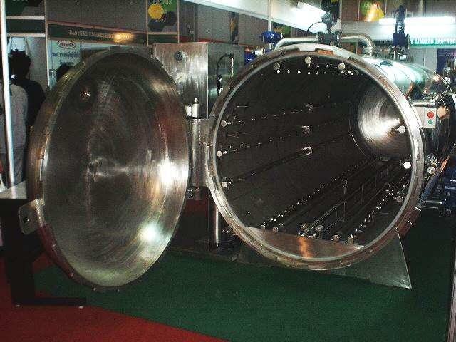 industrial autoclaves