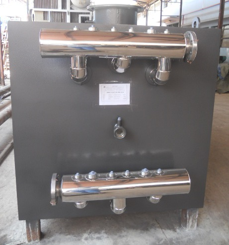 thermal oil heating