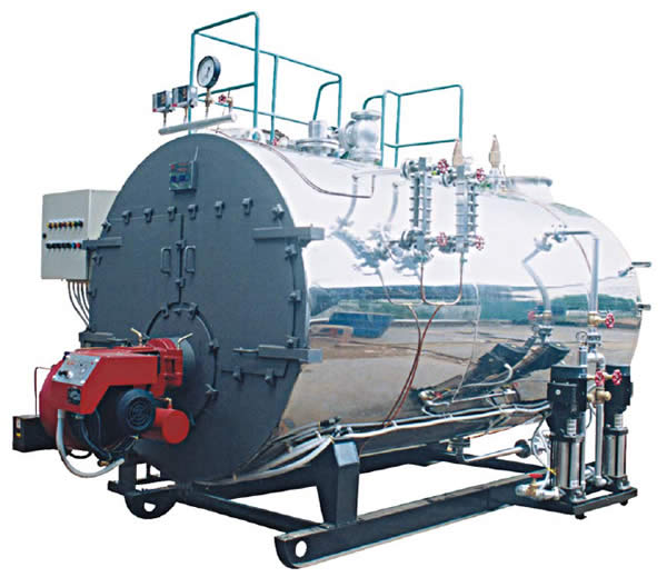 firetube steam boiler